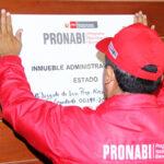 Imágenes de la incautación de la vivienda Humala-Heredia
