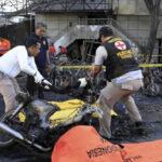 Indonesia: Esposos y dos hijas se inmolan en ataque suicida que dejó 13 muertos y 40 heridos (VIDEO)