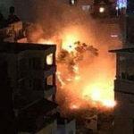 Israel bombardea embarcaciones en puerto de Gaza (Fotos y Videos)