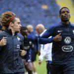 Mundial Rusia 2018: Selección francesa definió su numeración