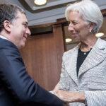 La frase de la directora del FMI que incomodó a ministro argentino: Estás corto de mujeres (VIDEO)