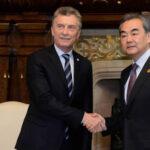 """Argentina: Macri llama a """"profundizar"""" las relaciones comerciales con China"""