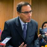 Vizcarra: Contraloría debe nombrar a jefe de Control del Congreso