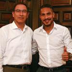 Martín Vizcarra se reunió con Guerrero y le expresó solidaridad