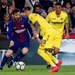 Liga Santander: Barcelona en partido aplazado (34ª fecha) golea 5-1 al Villarreal