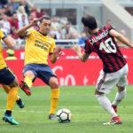 Liga de Italia: Milan golea 4-1 y envía a segunda al Hellas Verona