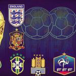 Brasil jugó todos los Mundiales pero Alemania disputó más partidos