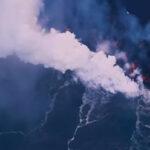 Hawaii: Lava del volcán Kilauea origina amenazante nube tóxica al mezclarse con el mar (VIDEOS)