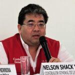 Contralor Nelson Shack inicia hoy supervisión de hospitales del Minsa y EsSalud