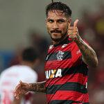 Paolo Guerrero vuelve a jugar con Flamengo tras 6 meses suspendido (Fotos)