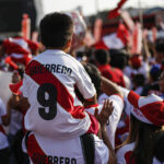 Pueblo se volcó a las calles en apoyo a Paolo Guerrero (Fotos)