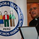 Monseñor Pedro Barreto: Hay que recordar con aprecio el Lugar de la Memoria