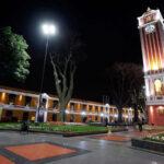 La historia de la Torre del Reloj del Parque Universitario