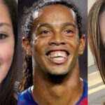 Ronaldinho Gaúcho se casaría simultáneamente con dos mujeres