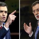 Rajoy acusa a ex aliado del PSOE de carecer de autoridad moral por amenaza de censura (VIDEO)