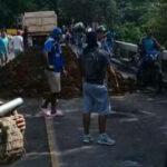 Nicaragua: Encapuchados atacan a caravana sandinista y dejan al menos 10 heridos