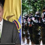Santos confirma que diálogo del gobierno con el ELN se reiniciará este jueves en Cuba (VIDEO)