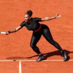 Roland Garros: Serena Williams regresa con buen pie después de su maternidad