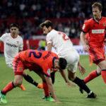 Liga Santander: Sevilla con 9 partidos sin ganar vence 1-0 a Real Sociedad