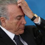 Temer: Arrestan a expresidente brasileño en caso vinculado a Lava Jato (VIDEO)