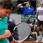 Roland Garros: Thiem y Djokovic avanzan y aplazan choque Nadal-Bolelli