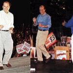 No olvidemos las danzas de Tudela para la reelección de Fujimori