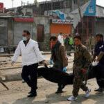 Afganistán: Coche bomba y ataque en edificio gubernamental deja 9 muertos y 30 heridos (VIDEO)