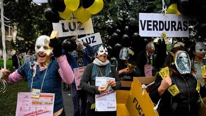 Realizarán marchas contra los tarifazos y el acuerdo con el FMI