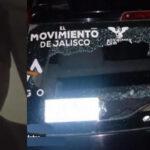 México: Amenazan a candidato con narcomanta y balean a su equipo de campaña