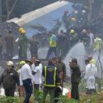 Aeronave de Cubana de Aviación se estrella tras despegar (VIDEO)