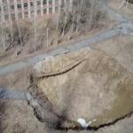 Rusia: Ciudad de Berezniki se hunde trasla sobreexplotación de sus minas de sal de potasio (VIDEO)