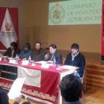 Artistas visuales se alistan para participar en la primera Bienal del Cusco