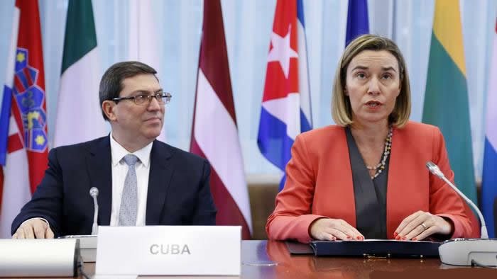 Unión Europea asegura estar lista para Primer Consejo Conjunto con Cuba