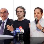 Colombia: Candidatos viven intensa jornada a dos semanas de elecciones