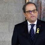 Nuevo presidente catalán pide por carta a Rajoy dialogar sin condiciones