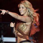 Shakira recorrerá siete países de América Latina en su gira El Dorado