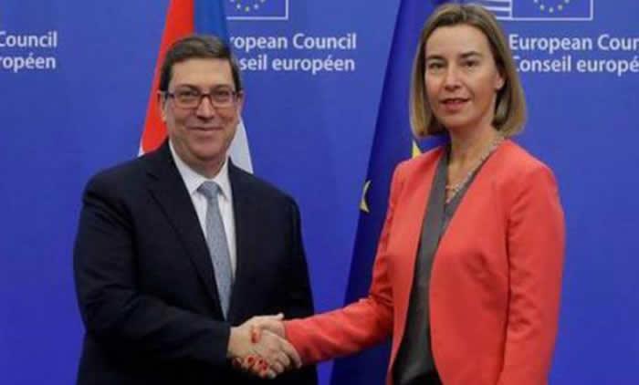 Inicia ministro cubano de Relaciones Exteriores gira por Europa