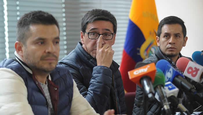 Familiares de periodistas asesinados piden a Colombia recuperar cuerpos