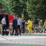 Bélgica: Un presunto terrorista mata a dos policías y un civil en Lieja