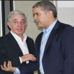 Colombia: Iván Duque agradeció a cuestionado expresidente Uribe y sectores conservadores