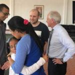 Venezuela: Excarcelan a pareja estadounidense en aras del diálogo con EEUU
