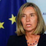 Mogherini asegura que la UE está determinada a cumplir con el acuerdo de Irán