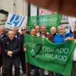 Empleados bancarios de Uruguay se solidarizan con trabajadores argentinos