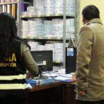 Junín: Fiscalía allana municipalidad de Chilca por investigación a alcalde