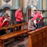 Selección peruana: Ricardo Gareca le rezó al Señor de los Milagros