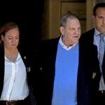 Weinstein quedará en libertad vigilada con una fianza de un millón de dólares