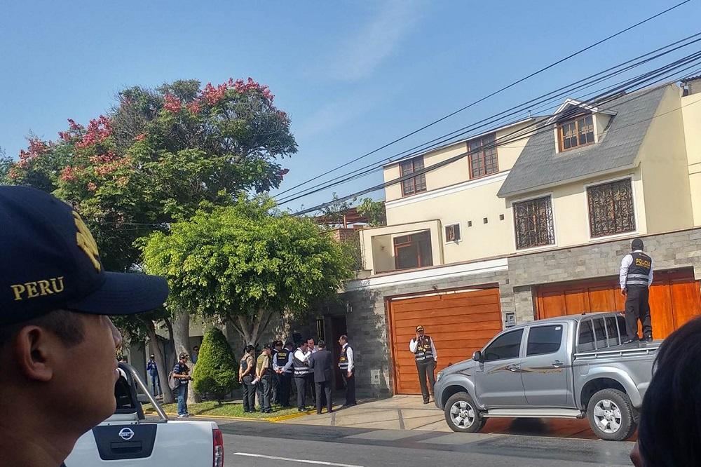 Presidente peruano pide 'profesionalismo' a jueces tras confiscación de casa de Humala