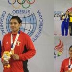 Juegos Sudamericanos: Perú logra preseas doradas en judo femenino y masculino