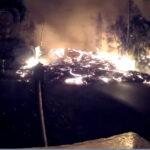 Hawaii: Lava del volcán Kilauea llega a la planta geotérmica y cubre uno de sus pozos (VIDEO)