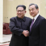 Corea del Norte: Kim Jong-un se reunió con elministro de Relaciones Exteriores de China